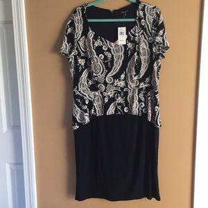NWT Paisley Dress